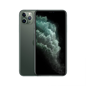 苹果【iPhone 11 Pro Max】全网通 暗夜绿色 256G 国行 7成新 真机实拍