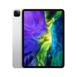 苹果【iPad Pro 11英寸  20款】WIFI版 银色 128G 国行 99新 真机实拍  官保2022-03-27
