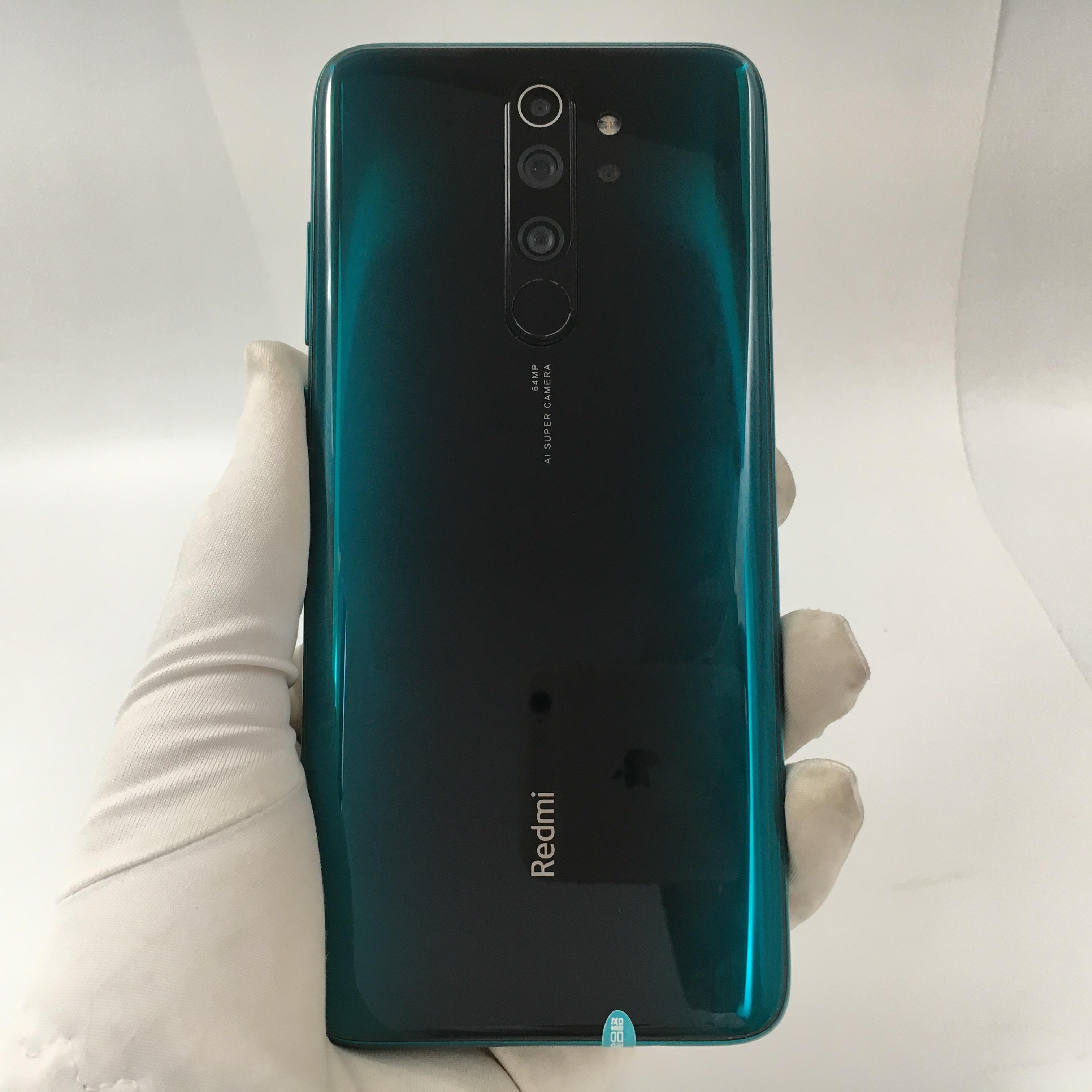 小米【Redmi Note 8 Pro】4G全网通 冰翡翠 6G/64G 国行 9成新