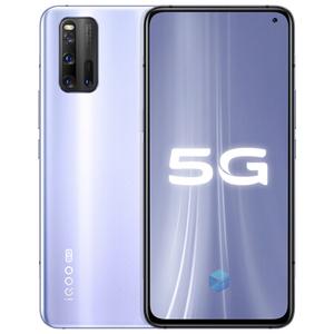 vivo【iQOO 3 5G】5G全网通 流光银 6G/128G 国行 99新