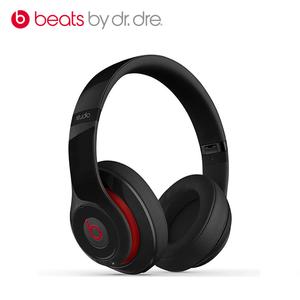Beats 魔声【Studio2 头戴有线版】95成新  黑色国行官换全新耳机
