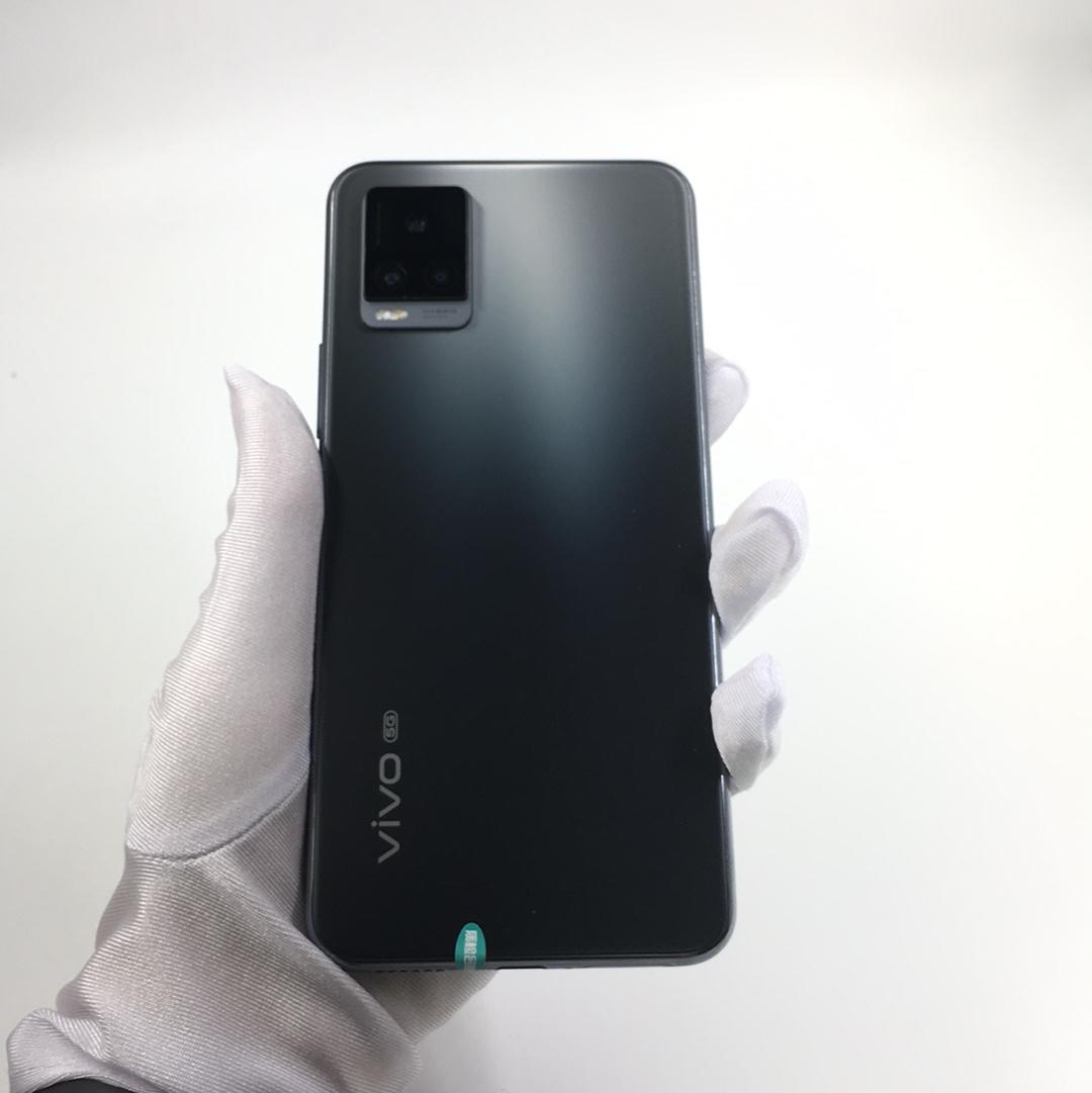 vivo【S7 5G】5G全网通 爵士黑 8G/128G 国行 95新 8G/128G真机实拍