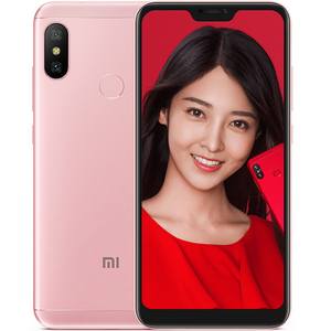 小米【红米6 Pro】全网通 粉色 4G/64G 国行 8成新