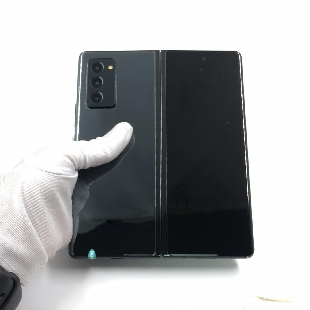 三星【Galaxy Z Fold2 5G】全网通 松烟墨 12G/512G 国行 9成新 12G/512G真机实拍