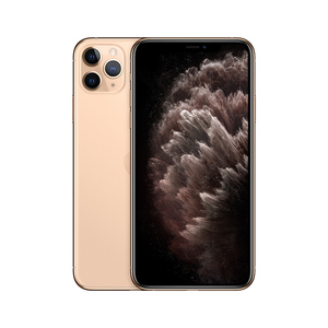 苹果【iPhone 11 Pro Max】全网通 金色 256G 国行 99成新