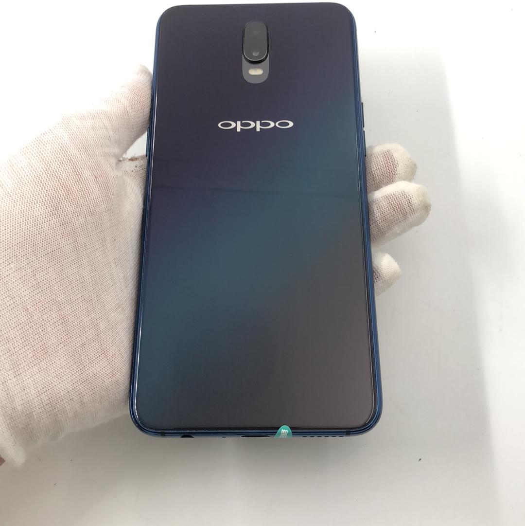 oppo【R17】移动 4G/3G/2G 蓝色 8G/128G 国行 8成新