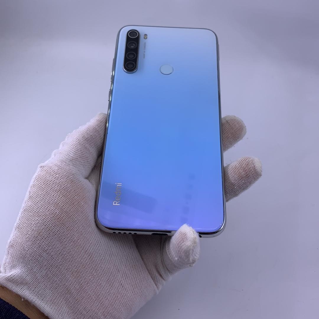 小米【Redmi Note 8】4G全网通 蓝色 6G/128G 国行 9成新