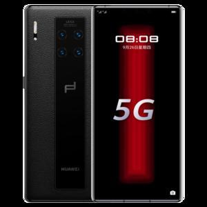 华为【Mate 30 RS 保时捷版】5G全网通 黑色 12G/512G 国行 99成新
