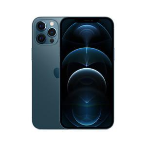 苹果【iPhone 12 Pro Max】5G全网通 海蓝色 256G 国行 99新