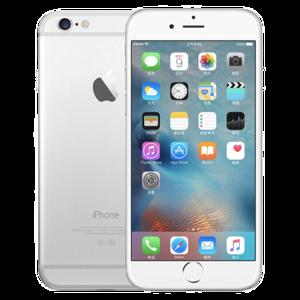 苹果【iPhone 6】全网通 银色 64G 国行 8成新