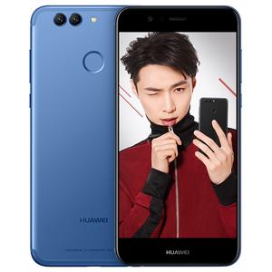 华为【Nova2 Plus】移动 4G/3G/2G 蓝色 128G 国行 9成新