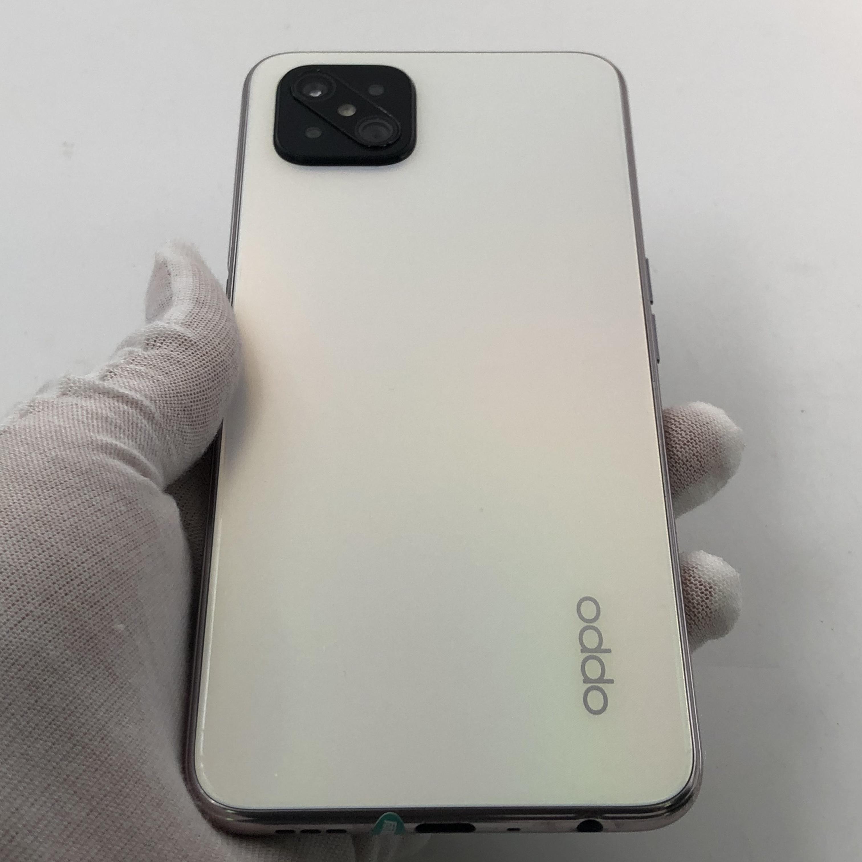 oppo【A92s(5G)】5G全网通 私语白 8G/128G 国行 8成新