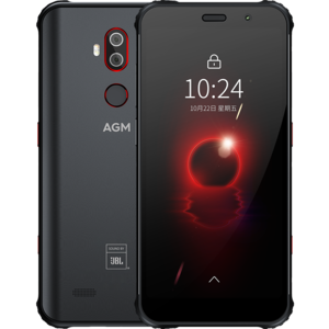 苏宁备件库【AGM X3 Turbo】8G/128G 99成新  全网通 国行 黑色满血骁龙845户外三防智能手机游戏手机