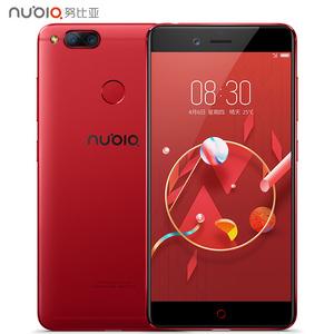 努比亚【Z17 Mini】全网通 红色 64G 国行 8成新