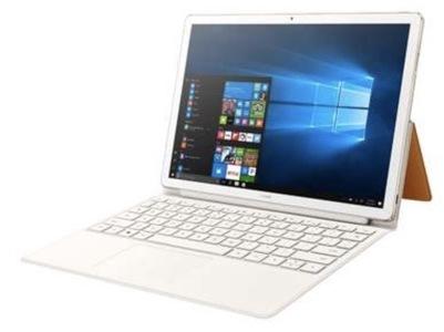 Mac笔记本【华为 MateBook E (含原键盘) Intel 酷睿M3 7Y30CPU】金色 国行 4G/128G 9成新 真机实拍品牌充电器