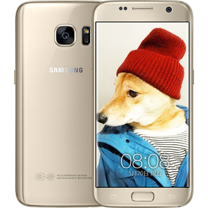 三星【Galaxy S7】全网通 金色 32G 国行 9成新