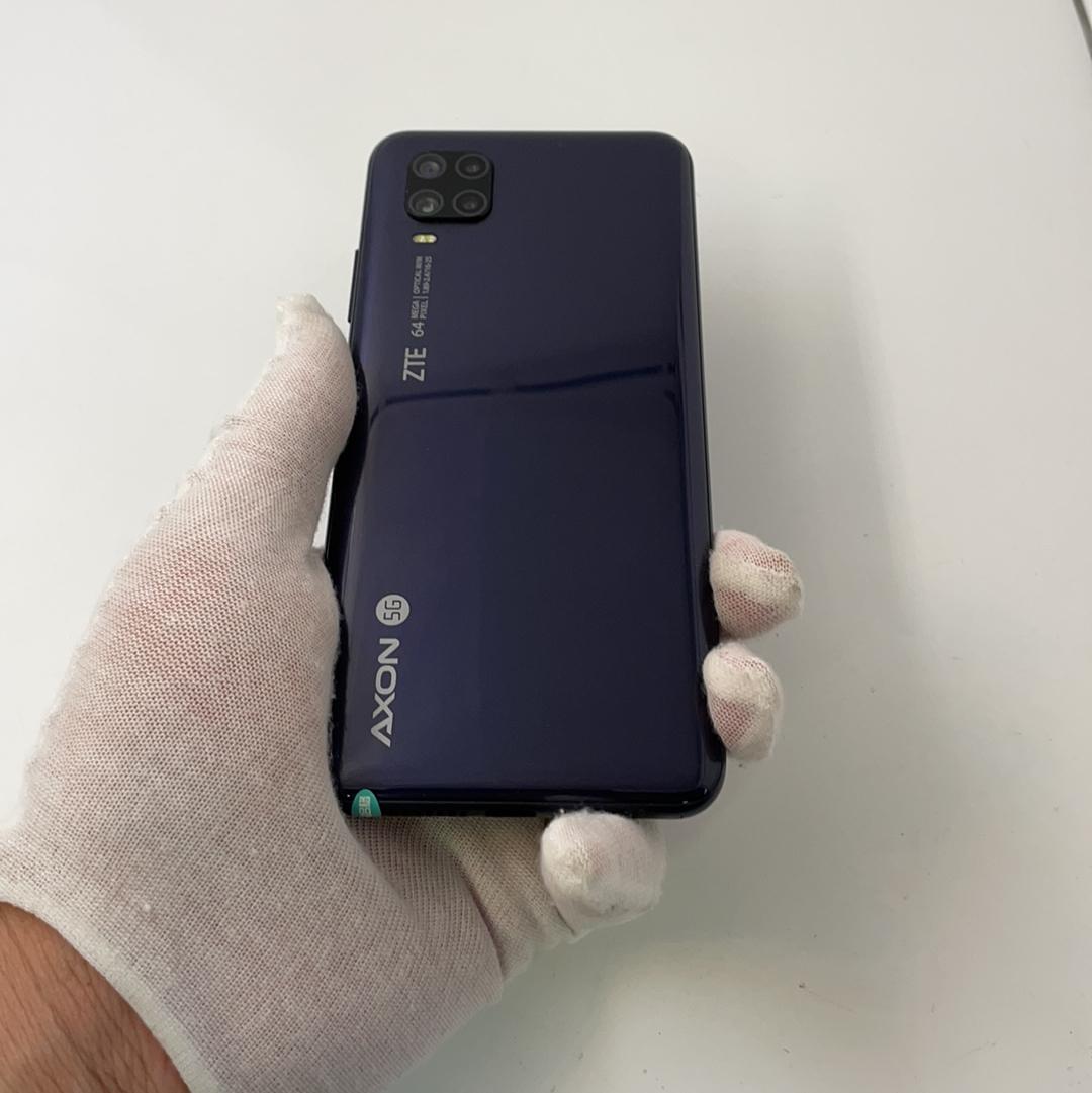 中兴【Axon 11(5G版)】5G全网通 镭射黑 6G/128G 国行 95新