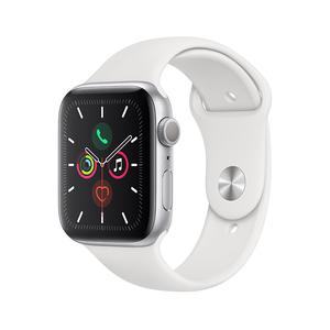 苹果【Apple Watch Series5】40mm 95成新  GPS 蜂窝版 白色单机