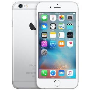 苹果【iPhone 6s】移动联通 4G/3G/2G 银色 64G 港澳台 95成新