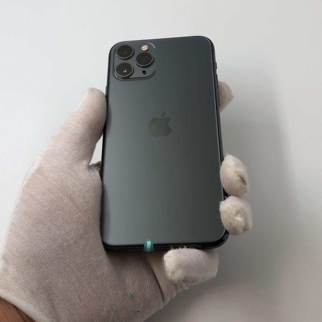 苹果【iPhone 11 Pro】4G全网通 深空灰 64G 国行 8成新