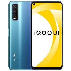 vivo【iQOO U1】4G全网通 星耀蓝 6G/128G 国行 8成新