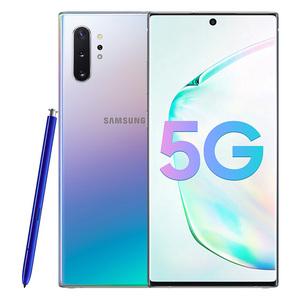 三星【Note10+ 5G】5G全网通 莫奈彩 12G/256G 国行 8成新