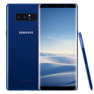三星【GALAXY Note 8】移动联通 4G/3G/2G 蓝色 64G 港澳台 9成新