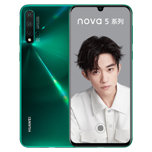 华为【nova 5 Pro】全网通 绿色 8G/128G 国行 9成新 8G/128G真机实拍