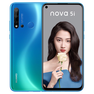 华为【nova 5i】移动 4G/3G/2G 蓝色 8G/128G 国行 9成新