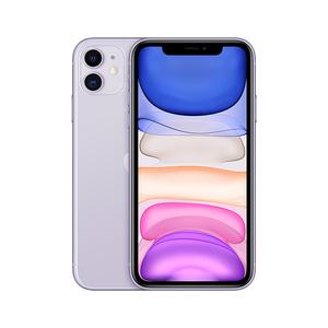 苹果【iPhone 11】全网通 紫色 128G 国行 8成新