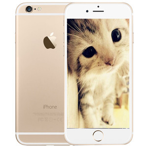 苹果【iPhone 6】全网通 金色 64G 国行 7成新 真机实拍