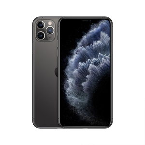 苹果【iPhone 11 Pro Max】全网通 灰色 64G 港澳台 99成新