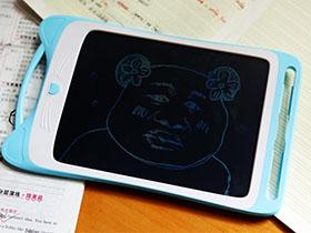 发掘孩子绘画天赋,360液晶手写绘板安全释放孩子天性