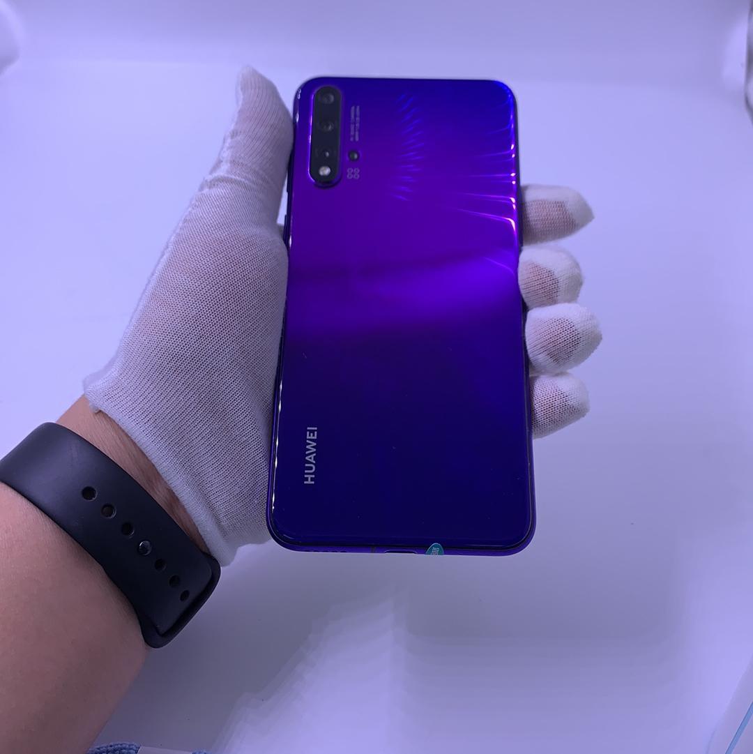 华为【nova 5 Pro】全网通 紫色 8G/128G 国行 8成新
