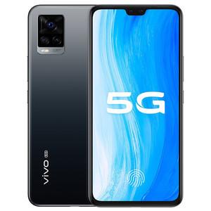 vivo【S7 5G】5G全网通 爵士黑 8G/256G 国行 95新 真机实拍