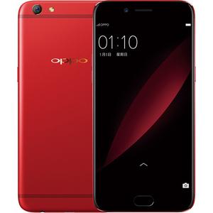 oppo【R9s】全网通 红色 64G 国行 9成新 真机实拍