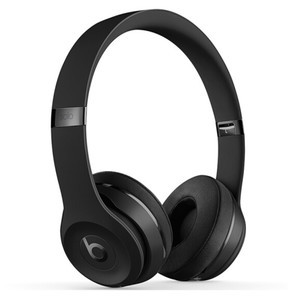 3C数码【Beats Solo3】黑色 国行 无线蓝牙 99新