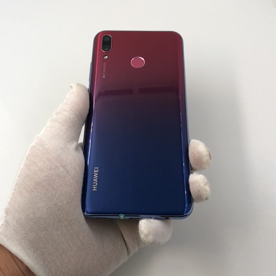华为【畅享9 Plus】4G全网通 紫色 4G/64G 国行 9成新