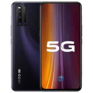 vivo【iQOO 3(5G)】5G全网通 驭影黑 6G/128G 国行 99成新 真机实拍