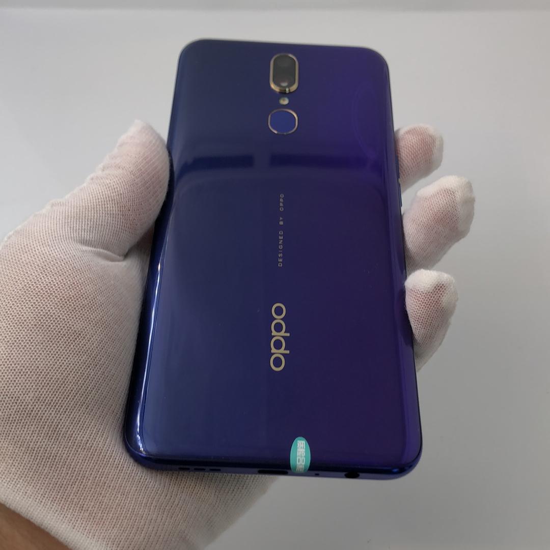 oppo【A9x】4G全网通 紫色 6G/128G 国行 8成新