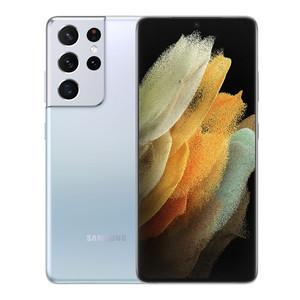 三星【Galaxy S21 Ultra 5G】5G全网通 幻境银 12G/256G 港澳台 95新 12G/256G真机实拍