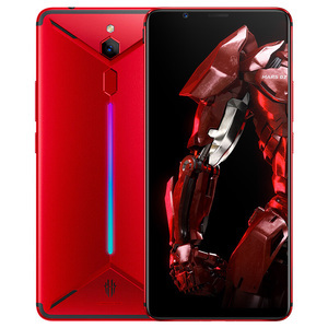努比亚【红魔Mars电竞手机】全网通 红色 8G/128G 国行 9成新