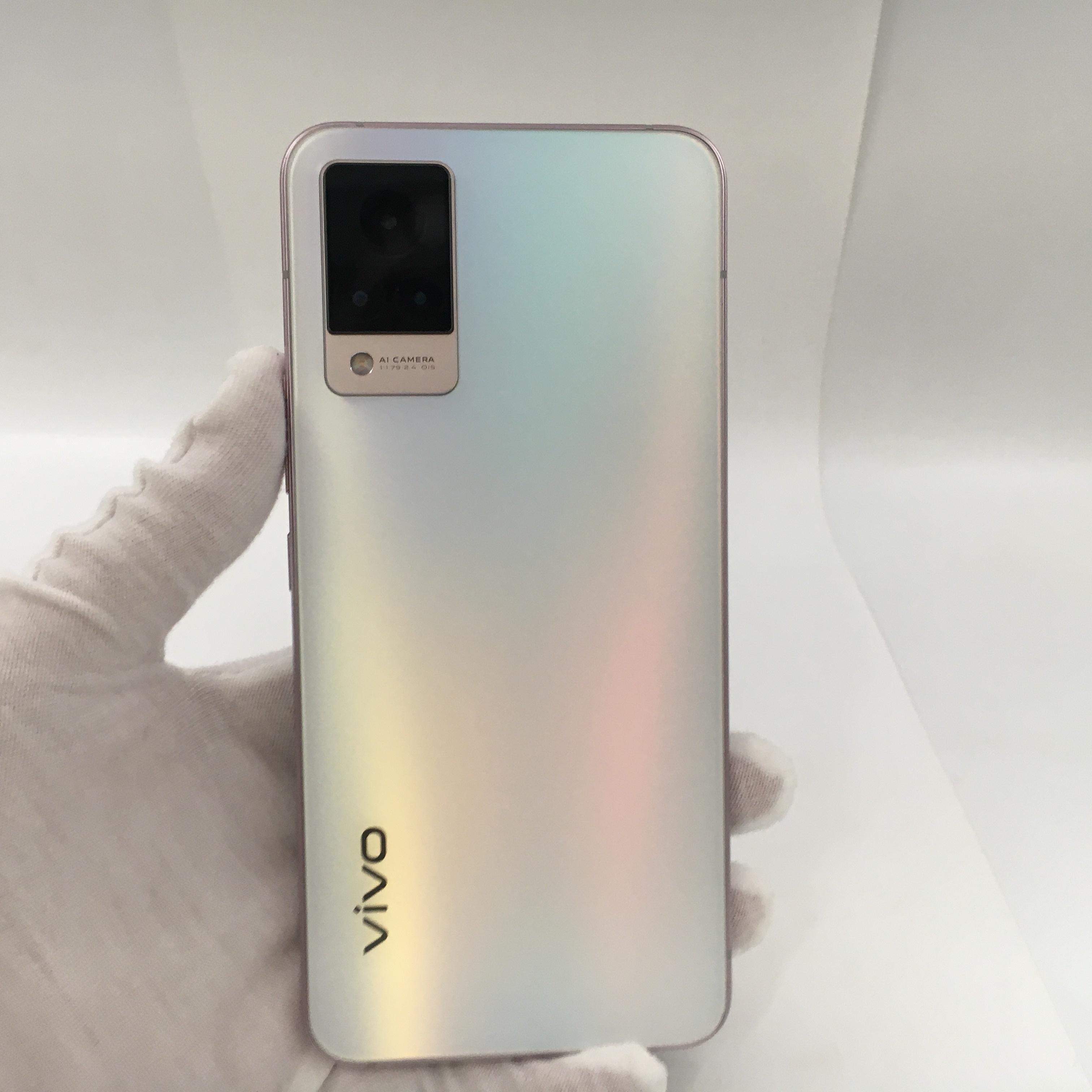 vivo【S9 5G】5G全网通 朝露白 8G/128G 国行 9成新