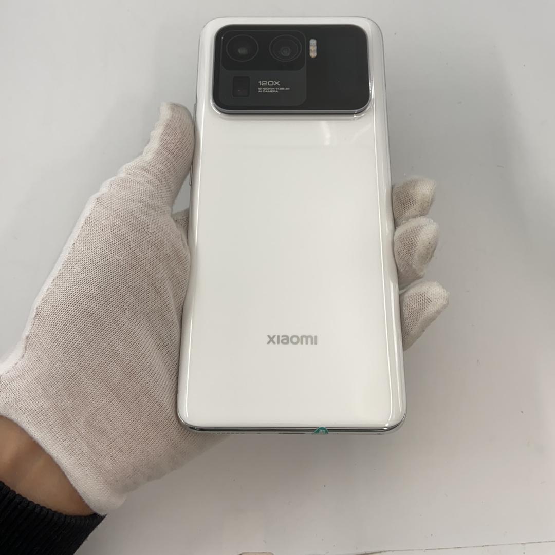 小米【小米11 Ultra 5G】5G全网通 陶瓷白 12G/256G 国行 95新