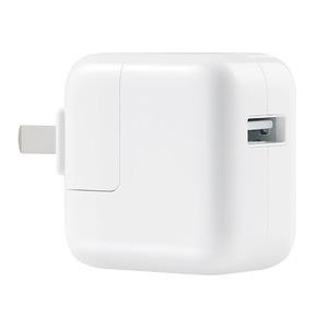3C数码【苹果12W充电头】白色 99新 USB 适配器  适用于平板iPad