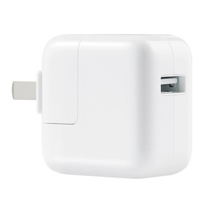 3C数码【苹果12W头】99新  白色USB适配器适用于平板iPad