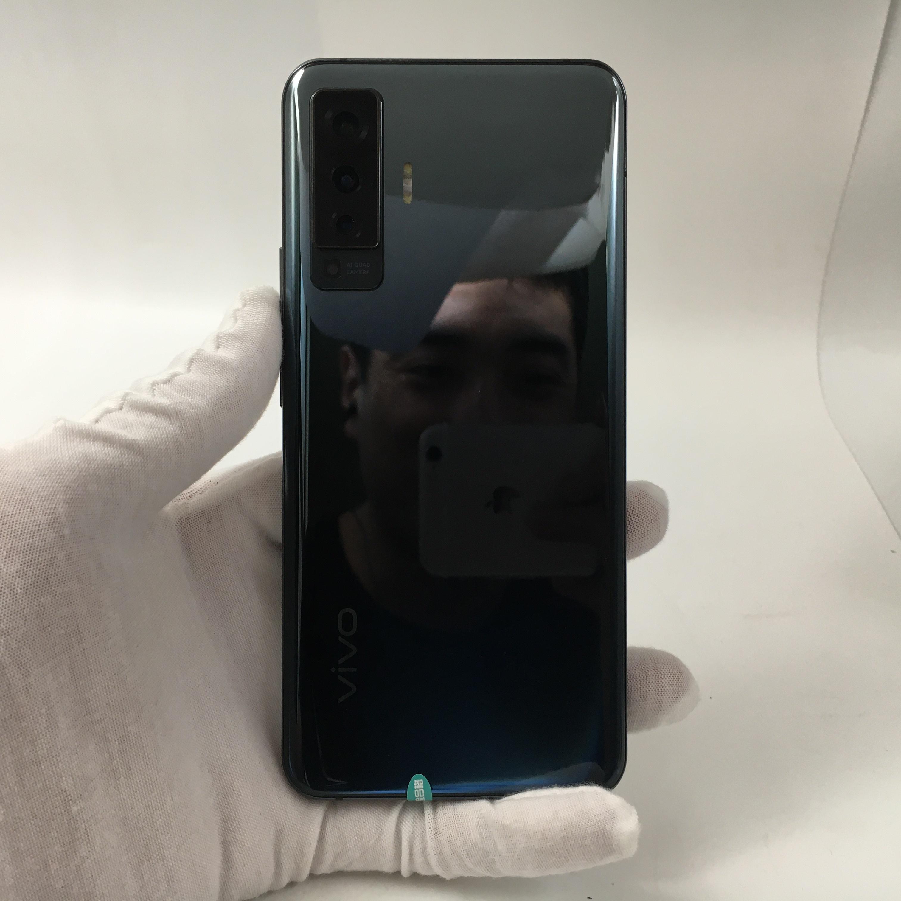 vivo【X50 5G】5G全网通 黑镜 8G/256G 国行 95新