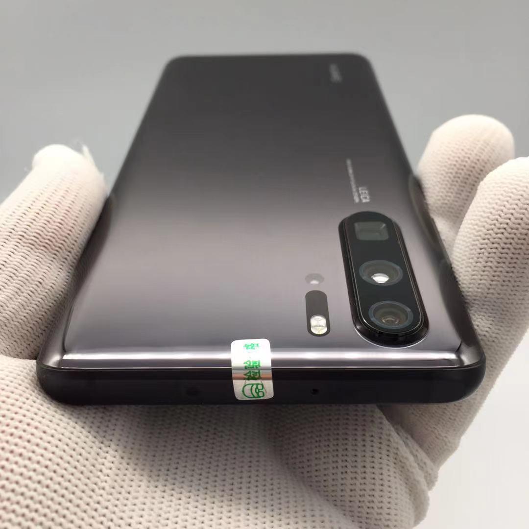 华为【P30 Pro】4G全网通 亮黑色 8G/128G 国行 9成新