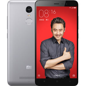 小米【红米 Note3】移动联通 4G/3G/2G 灰色 16G 国行 9成新