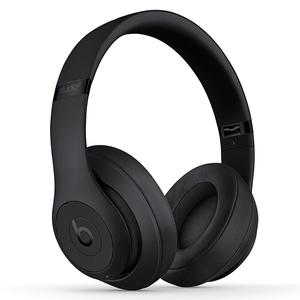 3C数码【Beats Studio3】99新  国行 无线蓝牙 黑色头戴式降噪游戏耳机